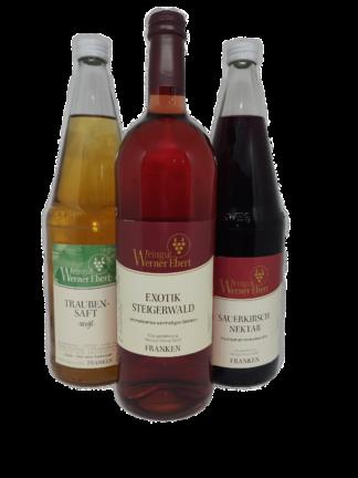 Weincoktail & Säfte